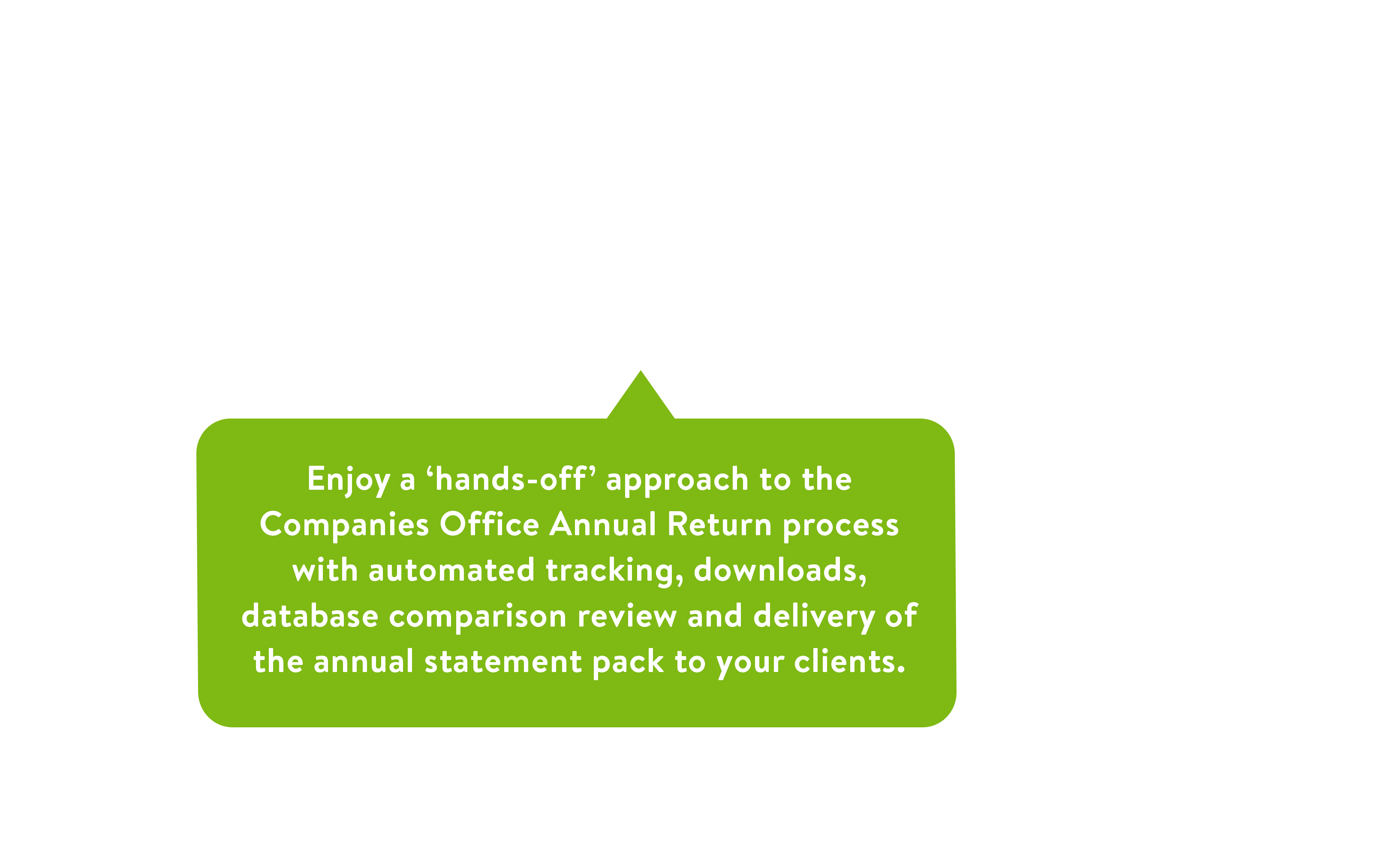 CAS 360 Annual Return Process