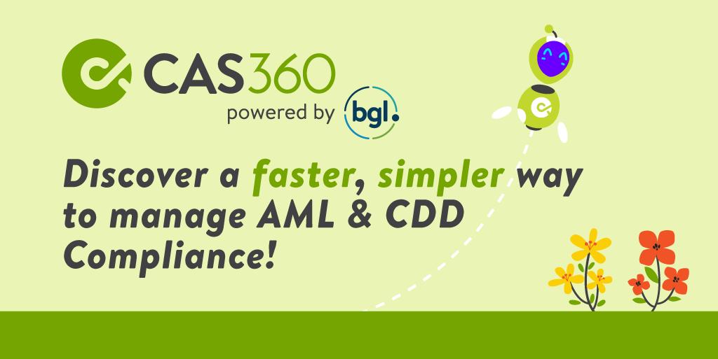 AML/CFT & CDD Compliance CAS 360